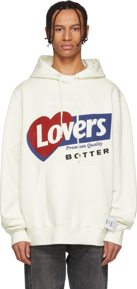 Botter Off-White 'Lovers' Hoodie