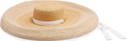 Lola Hats Nomad Bis raffia hat