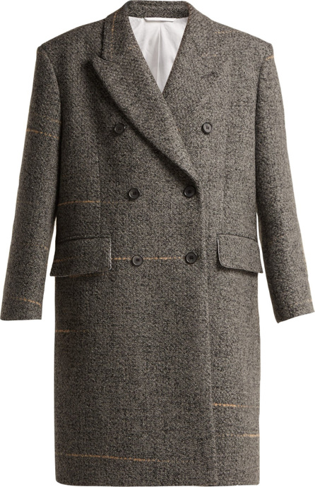 Calvin Klein 205W39NYC Oversized double-breasted wool-blend coat