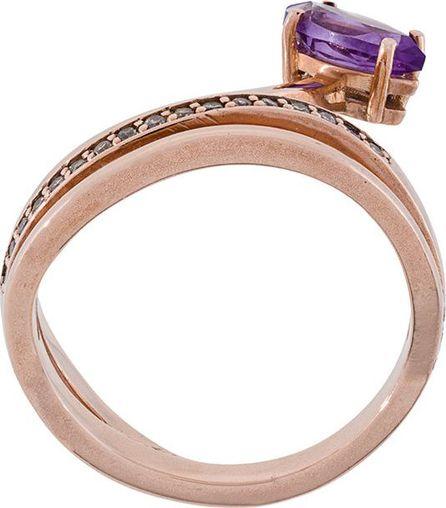 Bea Bongiasca twisted layered ring
