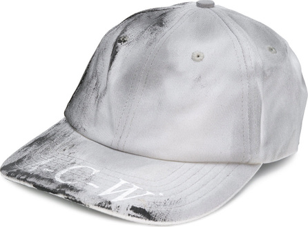 A-Cold-Wall* Distressed logo patch baseball cap