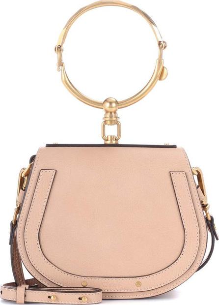 Chloe Small Nile leather bracelet crossbody bag