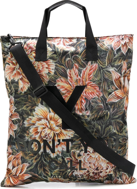 Y-3 Floral shoulder bag