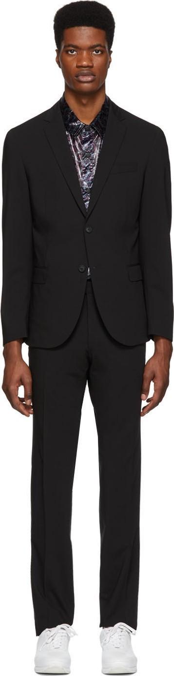BOSS Hugo Boss Black Travel Suit