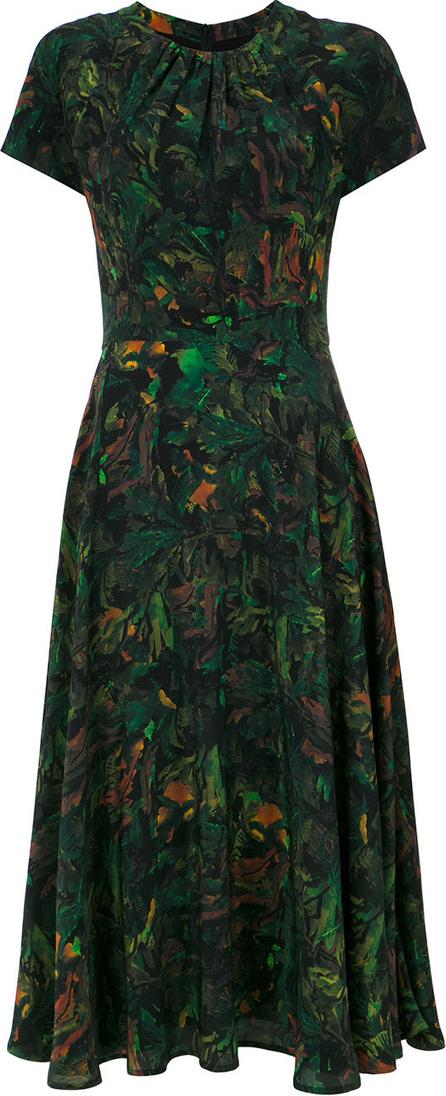 Andrea Marques Printed midi dress