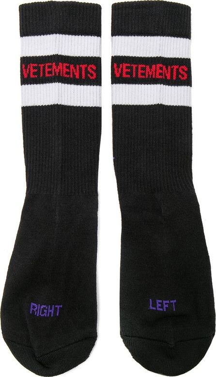 Vetements Tennis Socks