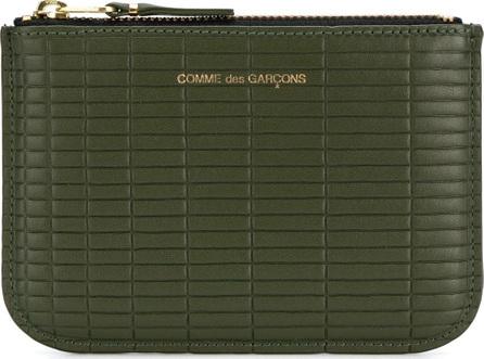 Comme des Garçons Wallets Textured compact wallet
