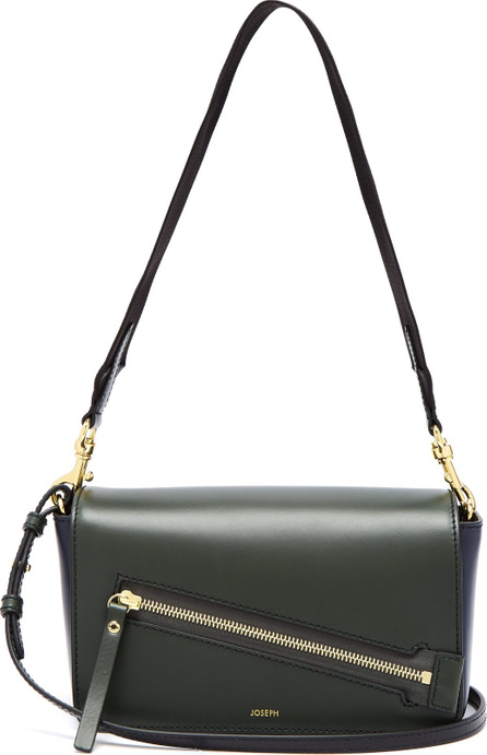 Joseph Warwick leather shoulder bag