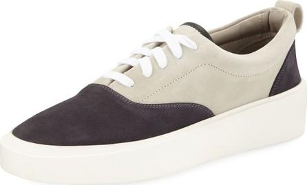 Fear of God Men's 101 Colorblock Suede Low-Top Sneakers