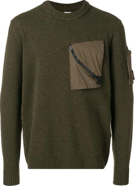 C.P. Company Lens Arm Pocket jumper