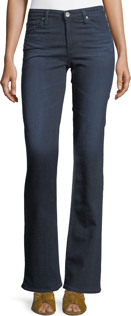 AG Jeans Angel Mid-Rise Boot-cut Jeans