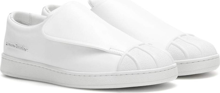 Acne Studios Shell leather sneakers