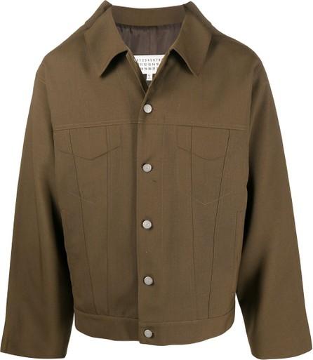 Maison Margiela Oversized fit jacket