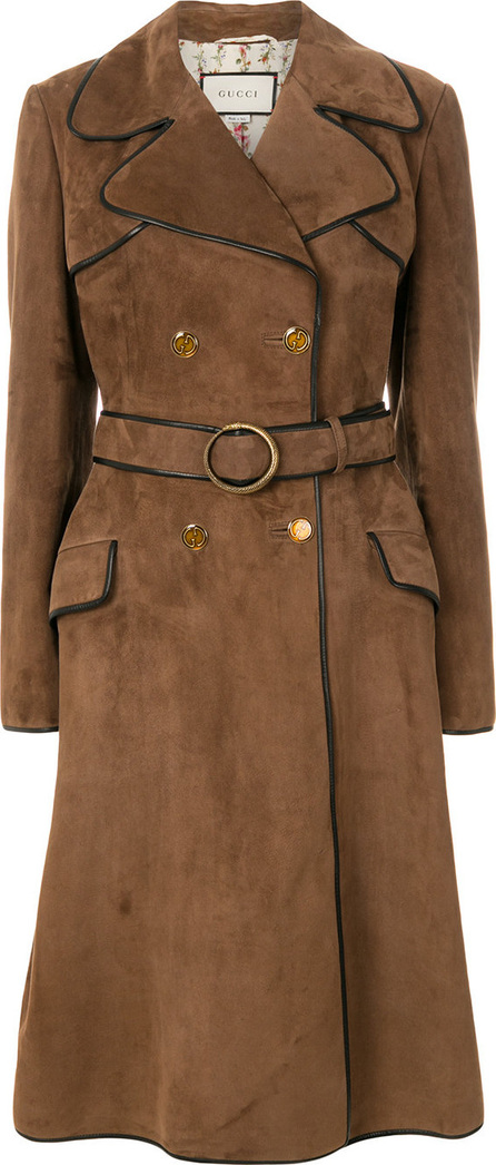 Gucci Belted coat