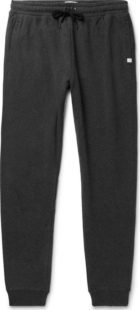 Derek Rose Devon Tapered Brushed Loopback Cotton-Jersey Sweatpants