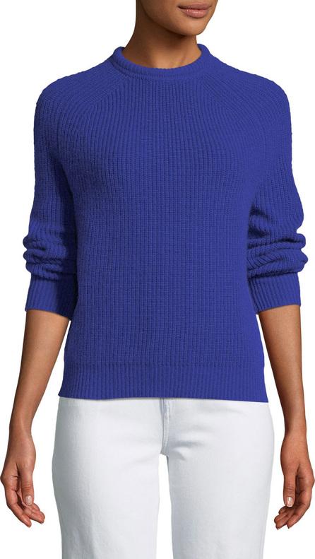Forte Forte English-Knit Cashmere Crewneck Sweater