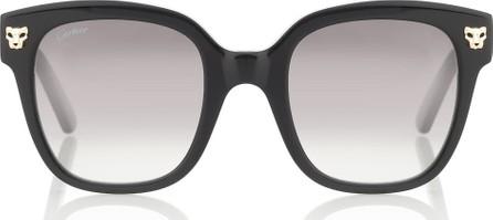 Cartier Panthère de Cartier square sunglasses