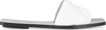Jil Sander Lace-up front sandals