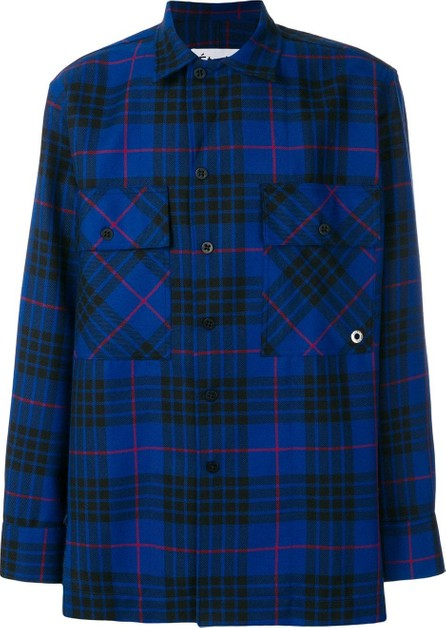 Etudes Checked shirt