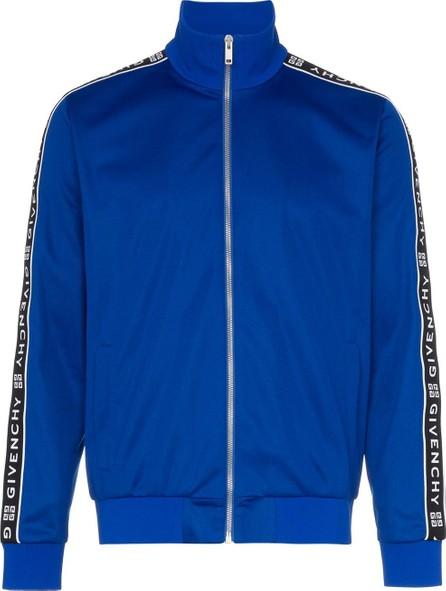 Givenchy Logo stripe track jacket