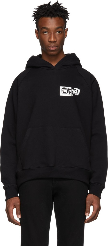 Enfants Riches Deprimes Black Comic Logo Hoodie