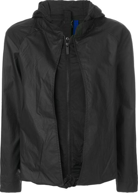 Puma by Hussen Chalayan Layered hooded jacket