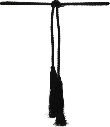 Alberta Ferretti Woven braided belt