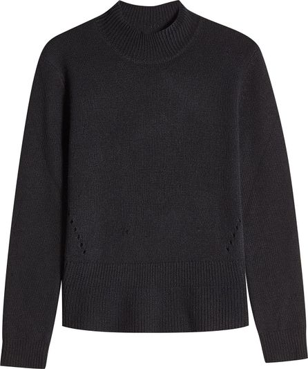 81hours Wool and Cashmere Turtleneck Pullover