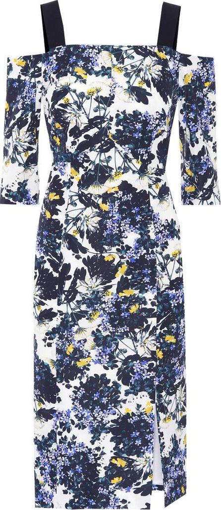 Erdem Verena floral-printed dress