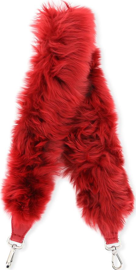 Fendi Strap You Large Fur Shoulder Strap