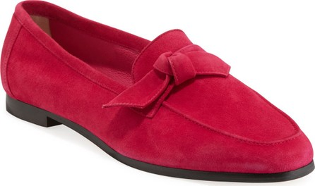 Alexandre Birman Becky Suede Flat Loafers