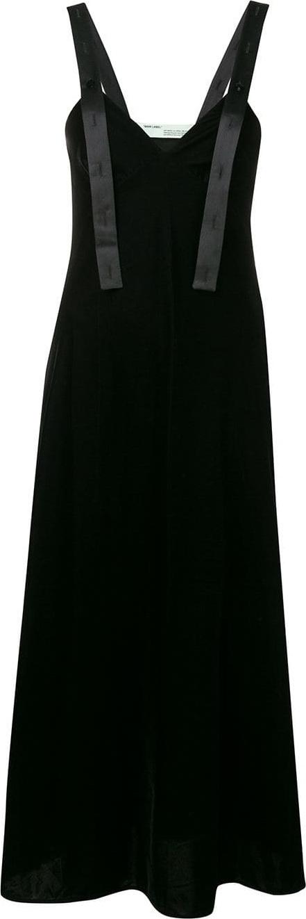 Off White Long length dress