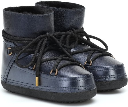 INUIKII Classic leather boots