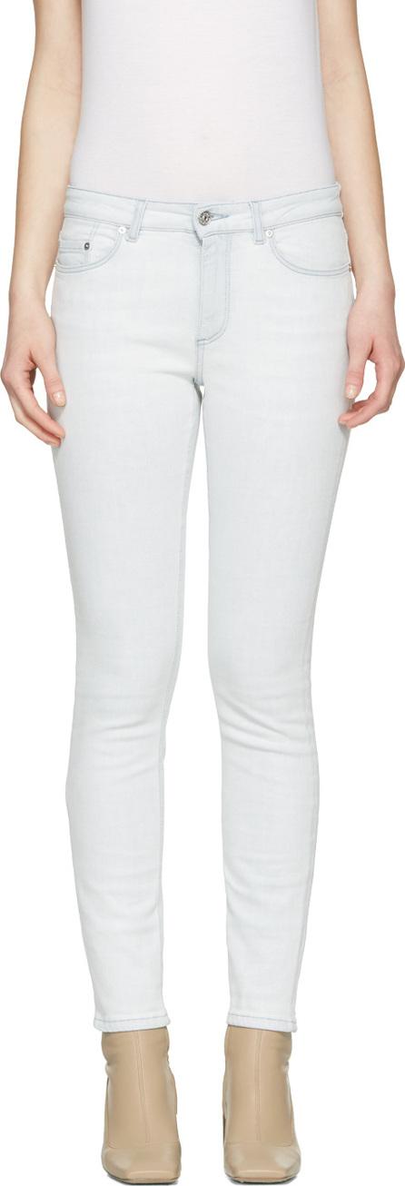 Acne Studios Blue Skin 5 Jeans