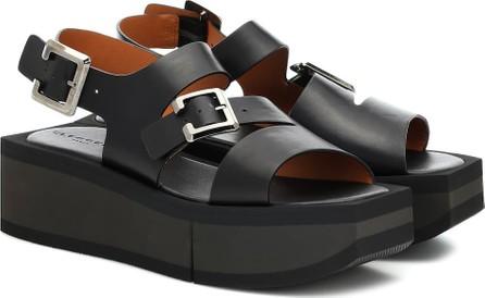 Robert Clergerie Ulysse leather platform sandals