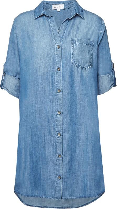 Bella Dahl Denim Shirt Dress