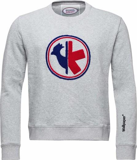 Rossignol Wallpaper* x Rossignol Asterisk sweatshirt