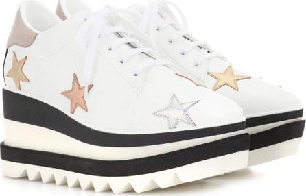 Stella McCartney Sneak-Elyse platform sneakers