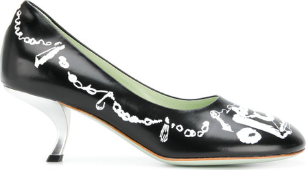 Marni Painted pumps