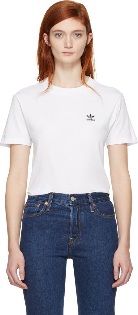 Adidas Originals White Styling Complements T-Shirt