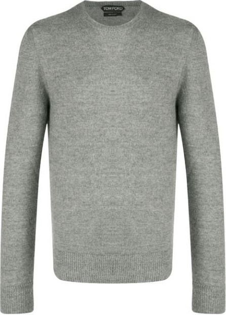 TOM FORD Crew neck knitted jumper