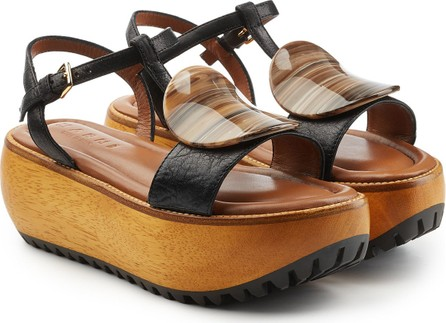 Marni Zeppa Platform Sandals