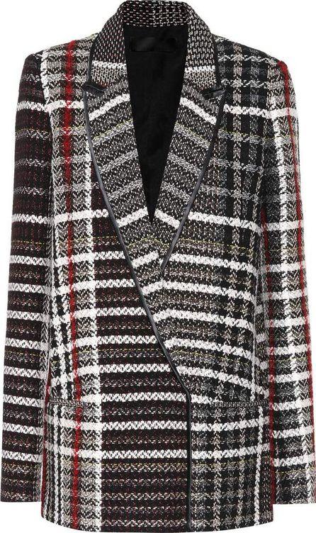 Haider Ackermann Plaid jacket