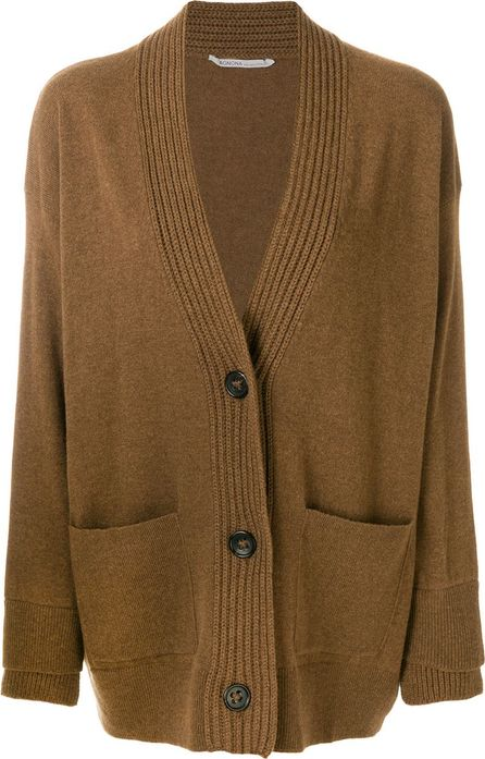 Agnona v-neck button-down cardigan