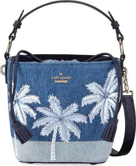 Kate Spade New York california dreaming denim pippa bucket bag