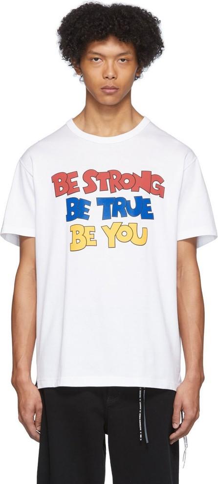 Mastermind World White 'Be True' T-Shirt