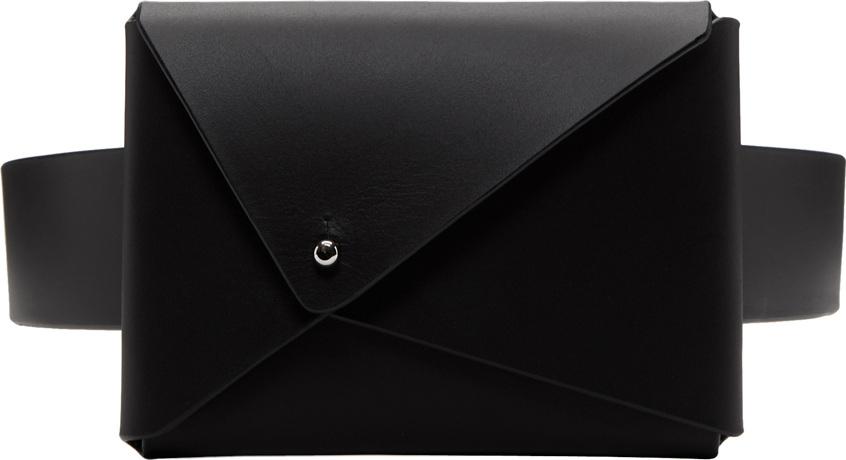 Fleet Ilya - Black Money Belt Bag