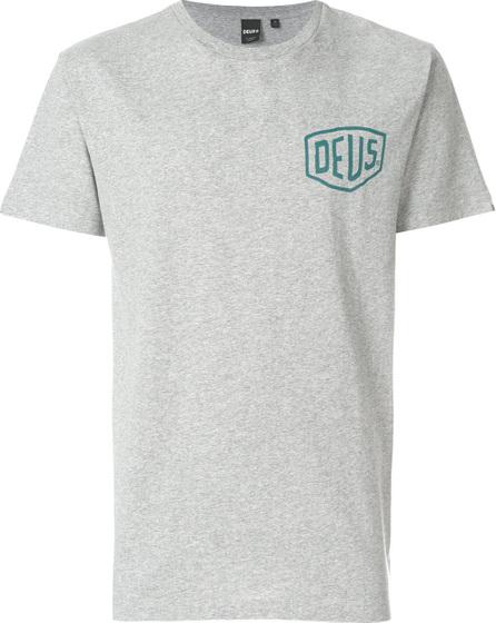 Deus Ex Machina Deus print T-shirt