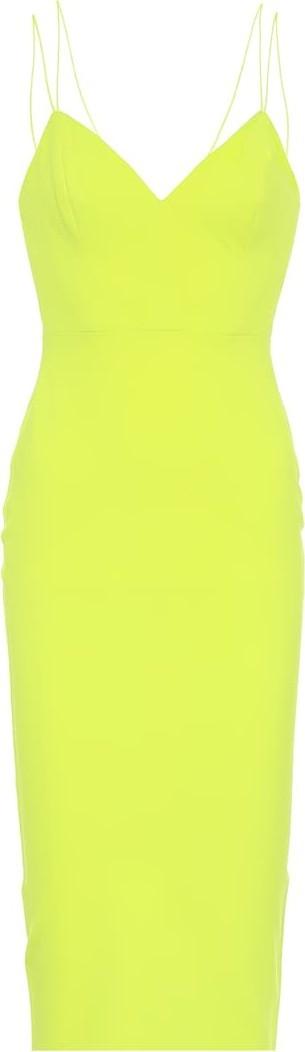 Alex Perry Valentine stretch-crêpe dress