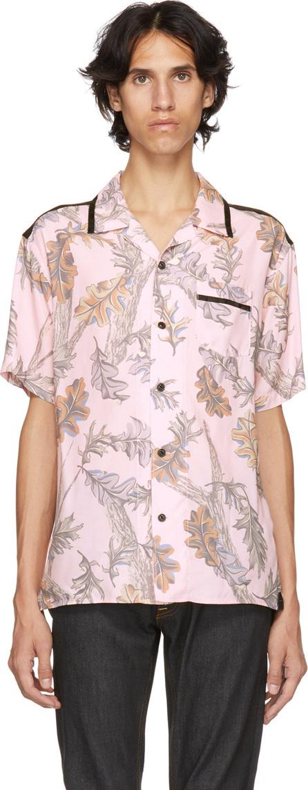 COACH 1941 Pink Floral Shirt